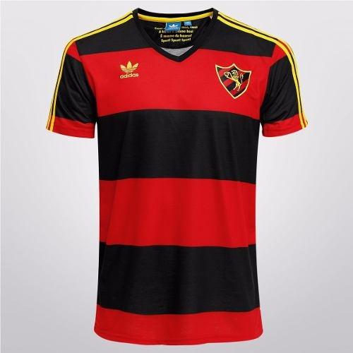 Camisa adidas Sport Recife 110 Orig. Oficial De R 199 5ce112fc334b1