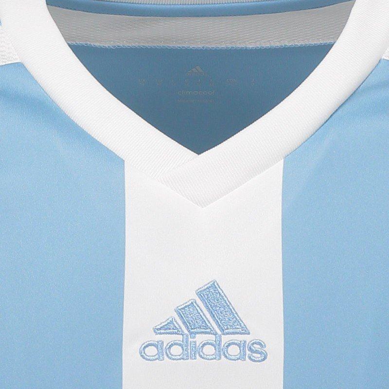 Camisa adidas Striped 15 Azul