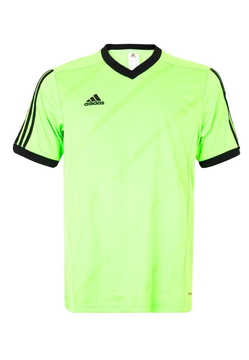 ... Camisa adidas Tabela 14 Verde Pronta Entrega Promoção - R 59 676a813bbc475
