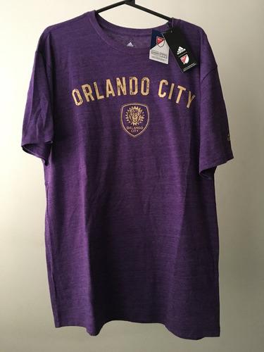 camisa adidas tamanho g (large) orlando city