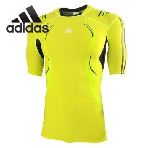 Camisa adidas Térmica Compressão Adipower G Marceloshoes - R  87 659edc39bbdf7