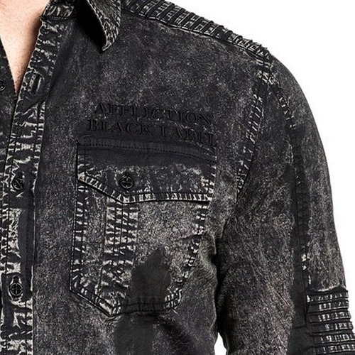 camisa affliction temper