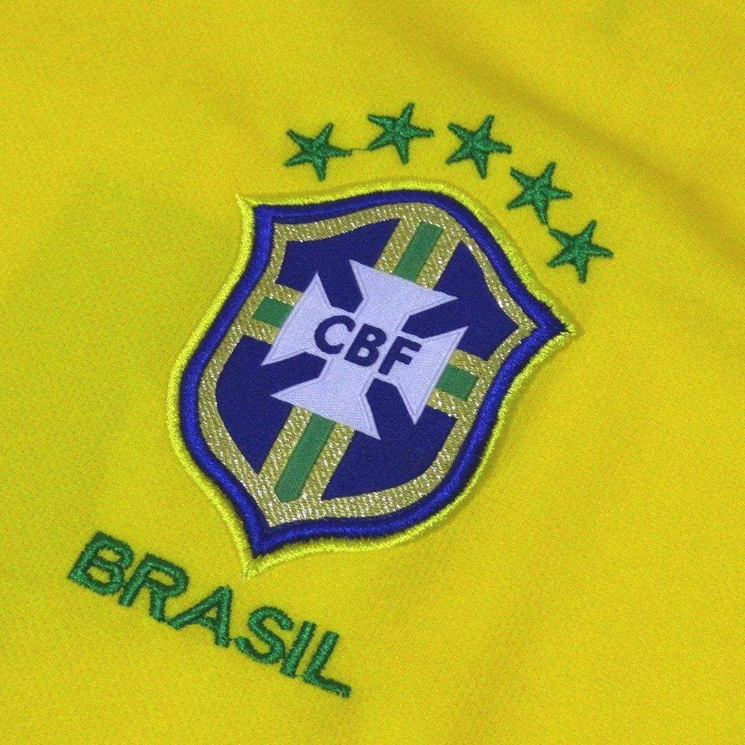 a554dcb7f16c7 camisa agasalho seleção brasil world cup rússia numero 1. Carregando zoom.
