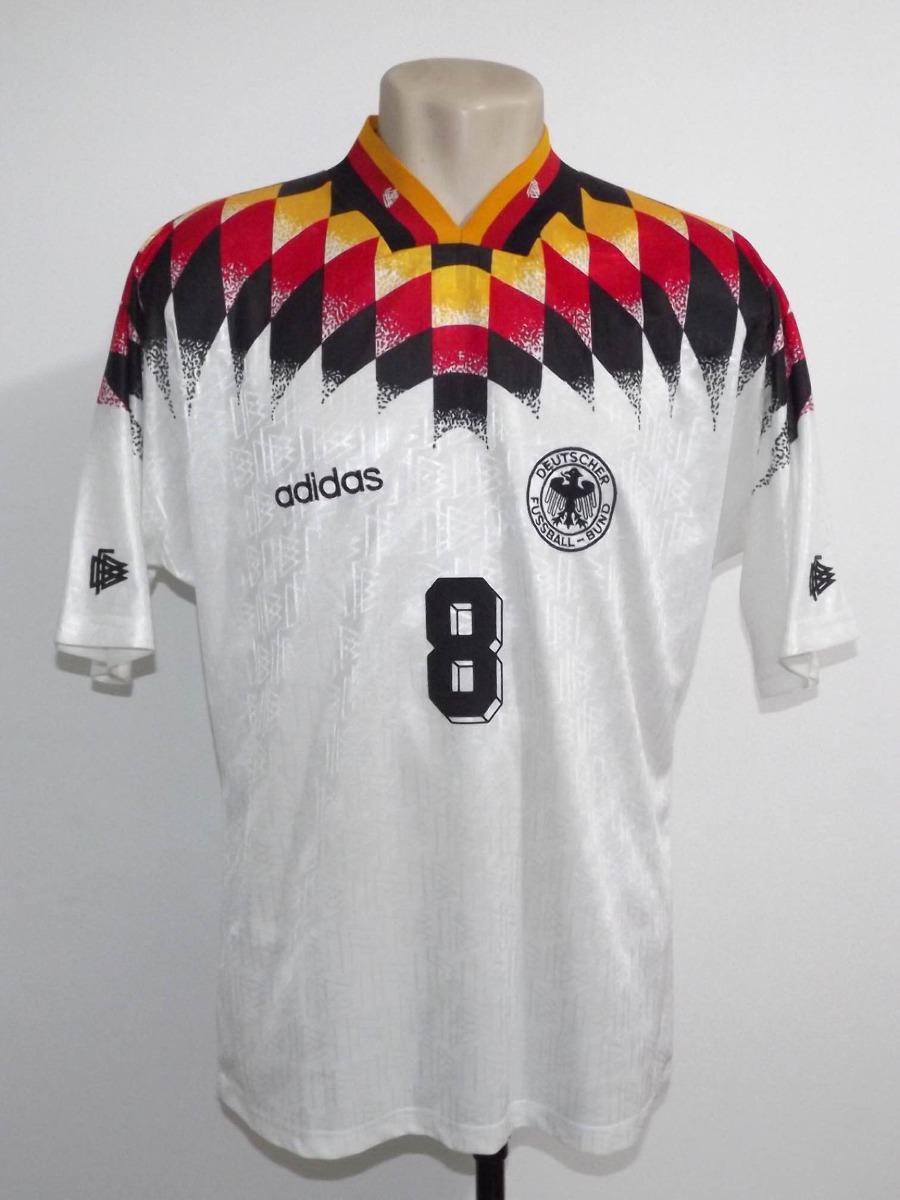 7a11fff63 camisa alemanha 1994. Carregando zoom.