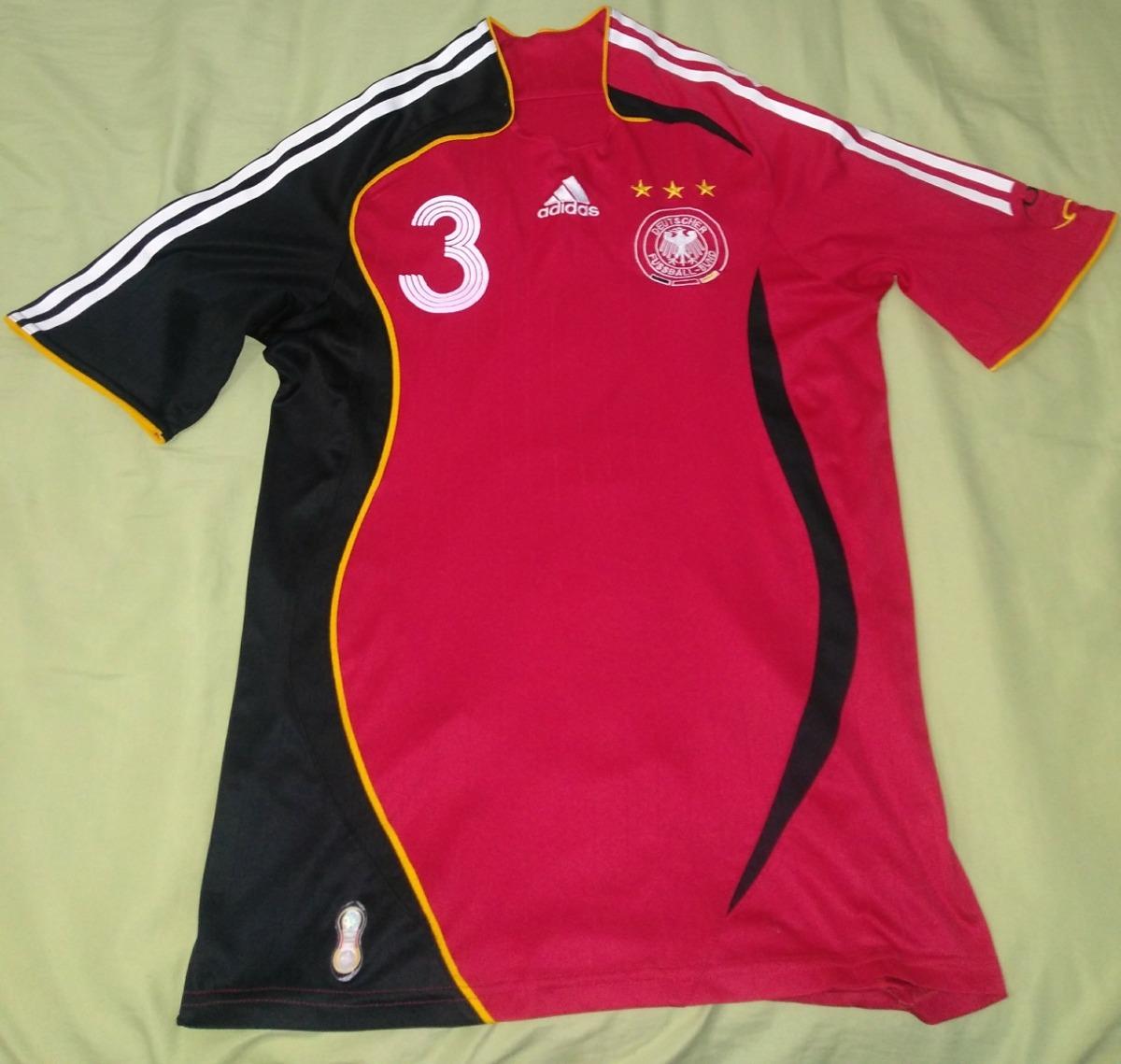 camisa alemanha 2006. Carregando zoom. 623665f58760a