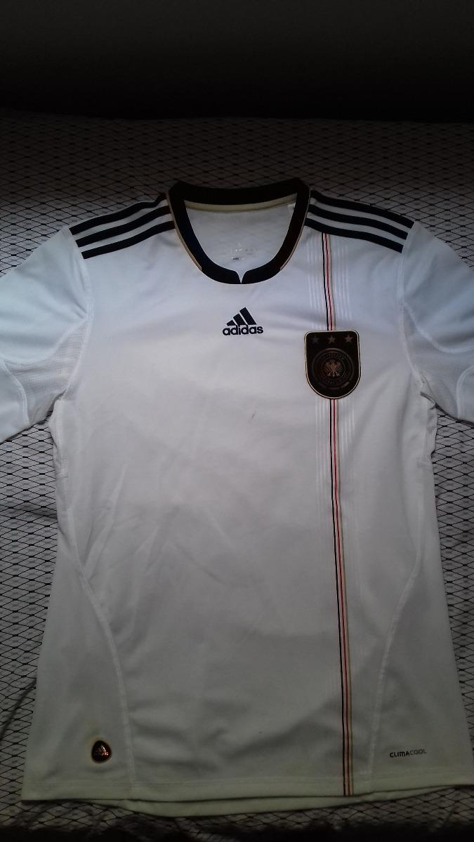 camisa alemanha 2010 copa do mundo original - rara. Carregando zoom. ae9d53bf26a37