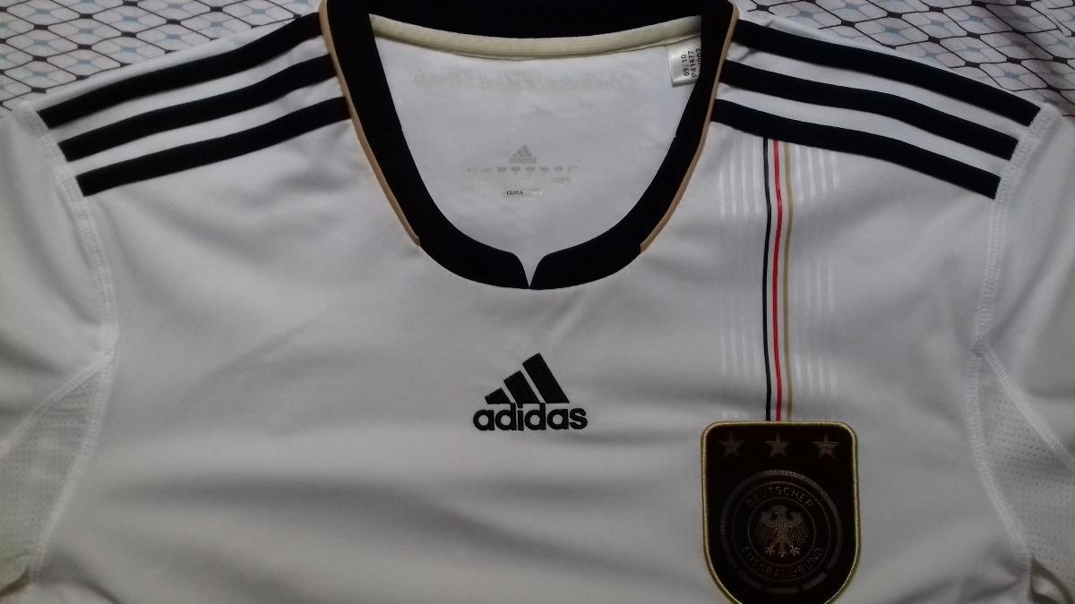 camisa alemanha 2010 copa do mundo original - rara. 10 Fotos 2d212352a6257