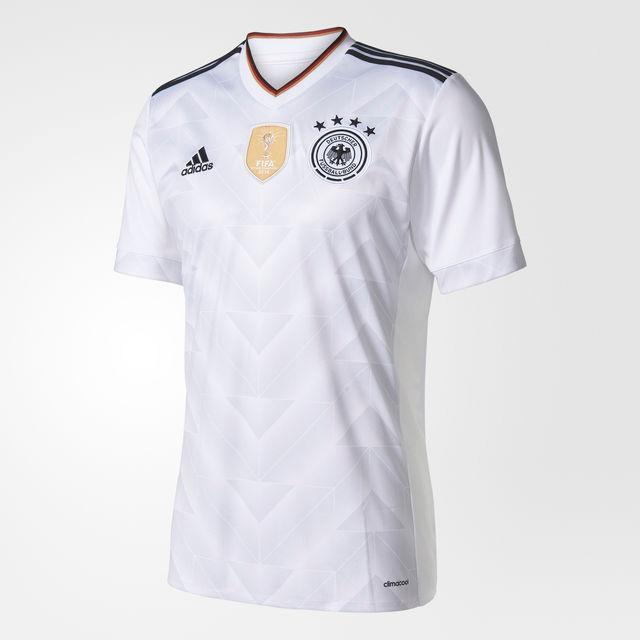 Camisa Alemanha 2017 Branca adidas Original - Netfut - R  249 c6963def3afe6