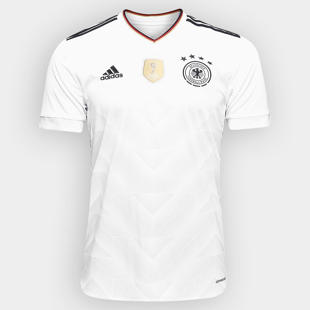 7bfe8271de Camisa Alemanha 2017 2018 Original Torcedor Importada - R  149