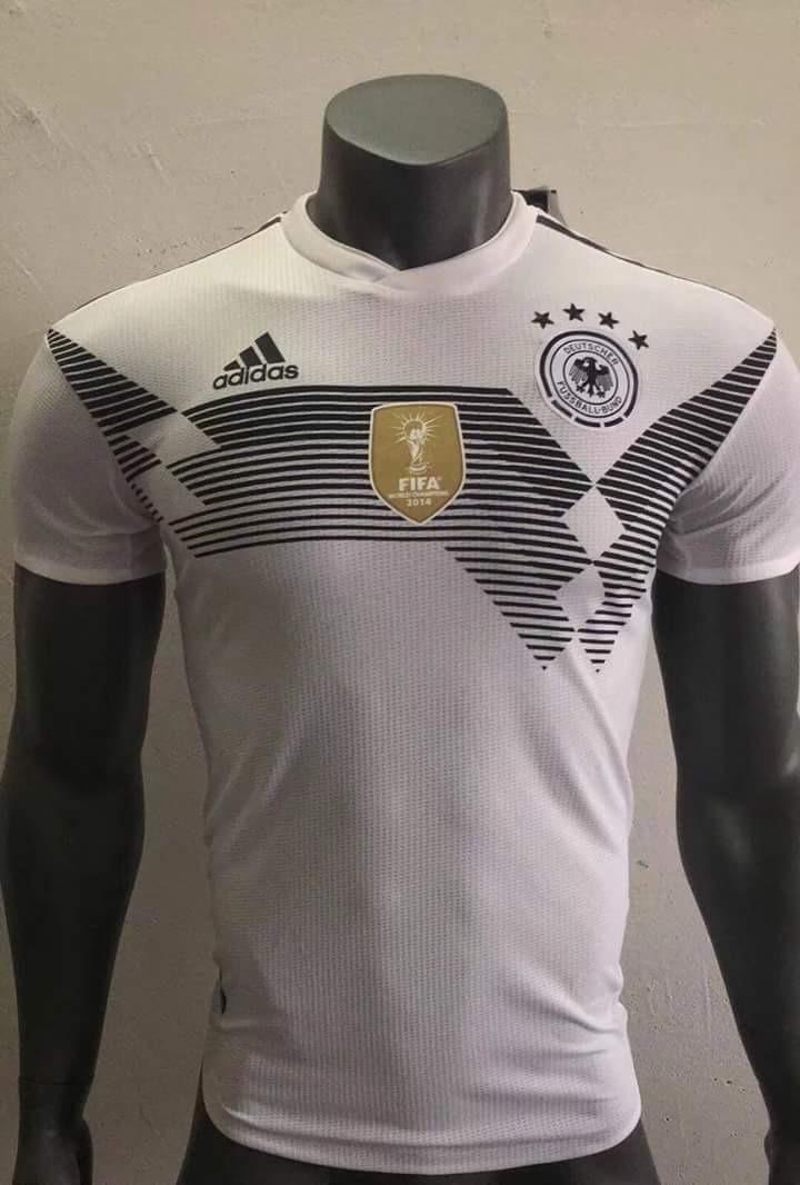 camisa alemanha 2018 versão jogador original s n. Carregando zoom. b11cd9792fe6f
