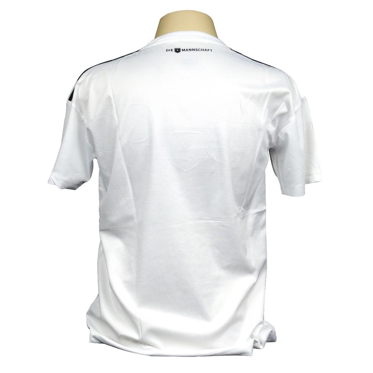 camisa alemanha adidas titular copa 2018. Carregando zoom. c55781e9a03ba