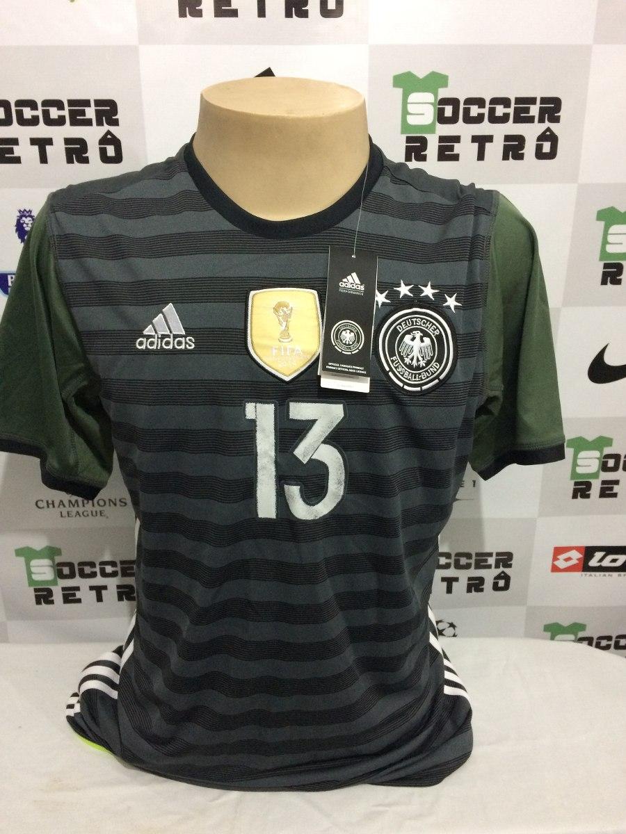 5f83e28105335 camisa alemanha away euro 2016 muller 13. Carregando zoom.