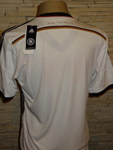 camisa alemanha branca 2015 modelo jogador