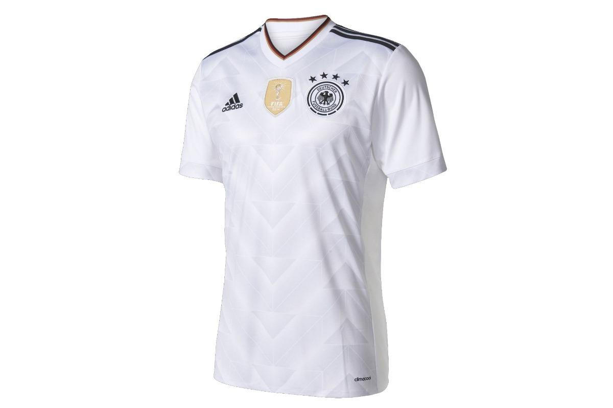 98e27bdd6863c camisa alemanha branca de torcedor. Carregando zoom.