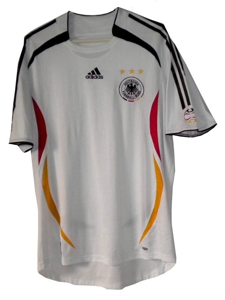 camisa alemanha copa 2006 adidas. Carregando zoom. 3ccd95989450b