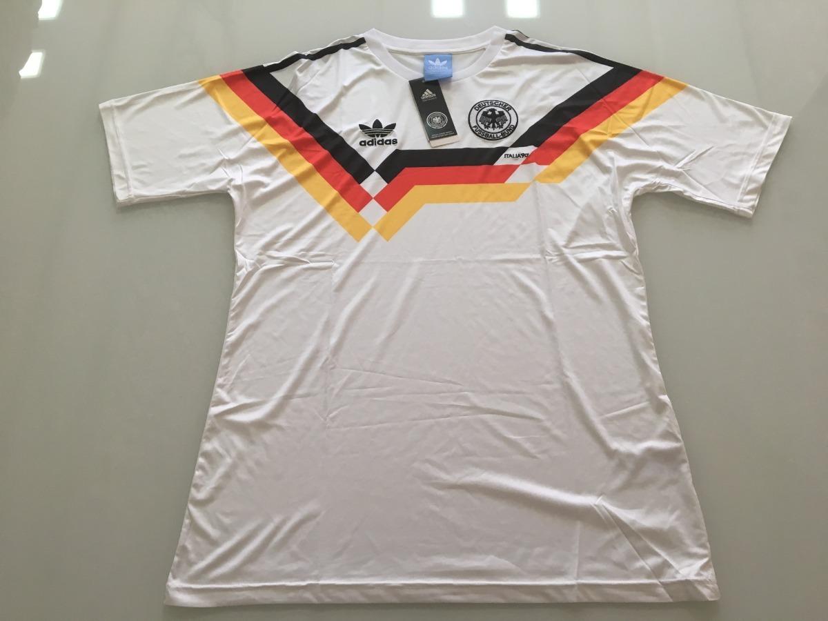 b3074db61bbc4 Camisa Alemanha - Copa Do Mundo 1990 - Exclusiva - R  199