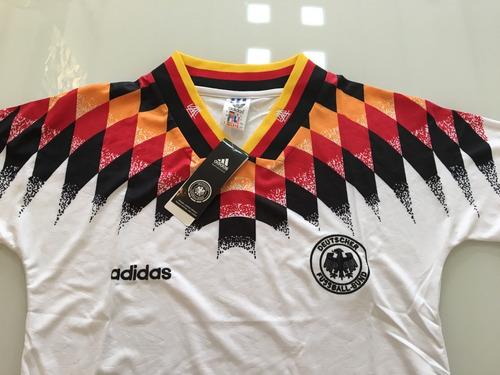 e2273e33b Camisa Alemanha - Copa Do Mundo 1994 - Pronta Entrega - R  149
