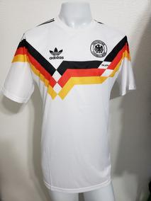 c100200312e Camisa Alemanha 1990 - Masculina Alemanha em De Seleções no Mercado Livre  Brasil