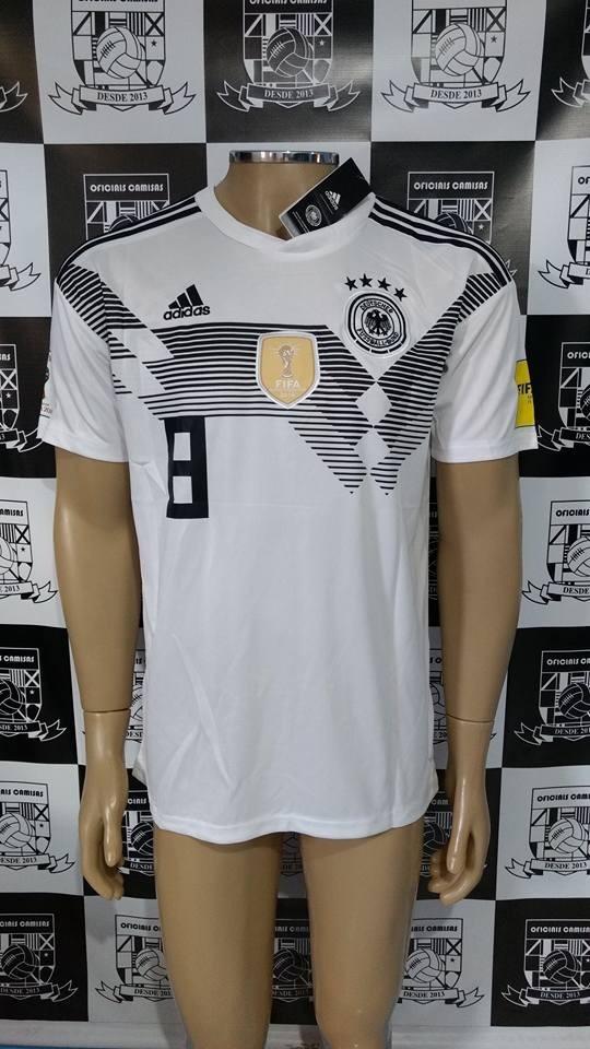 91bb3b72ef695 camisa alemanha home original 2018 kroos 8 - pronta entrega! Carregando zoom .