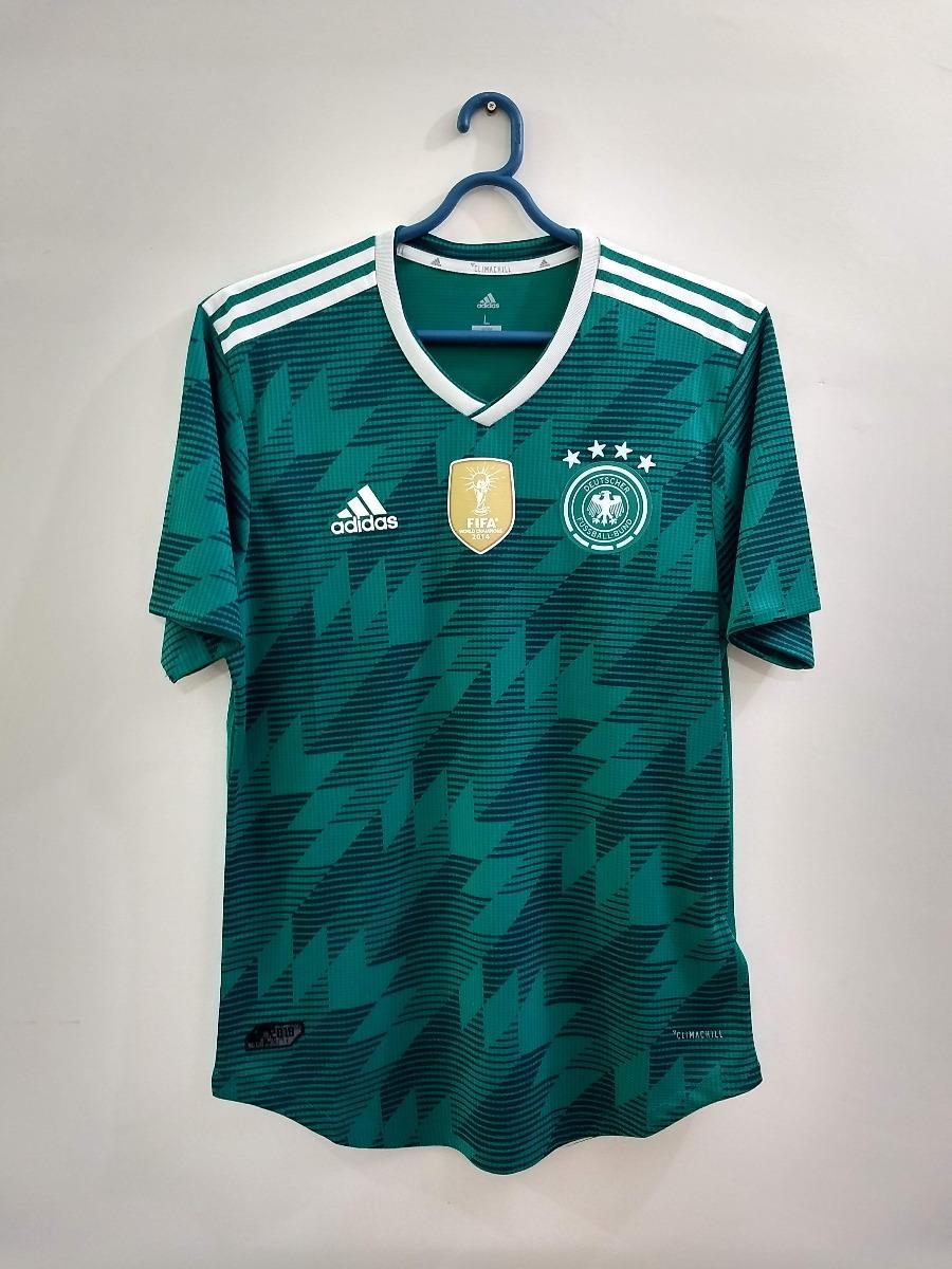 eb8a6424dbefb camisa alemanha jogador 2018 copa rússia pronta entrega. Carregando zoom.