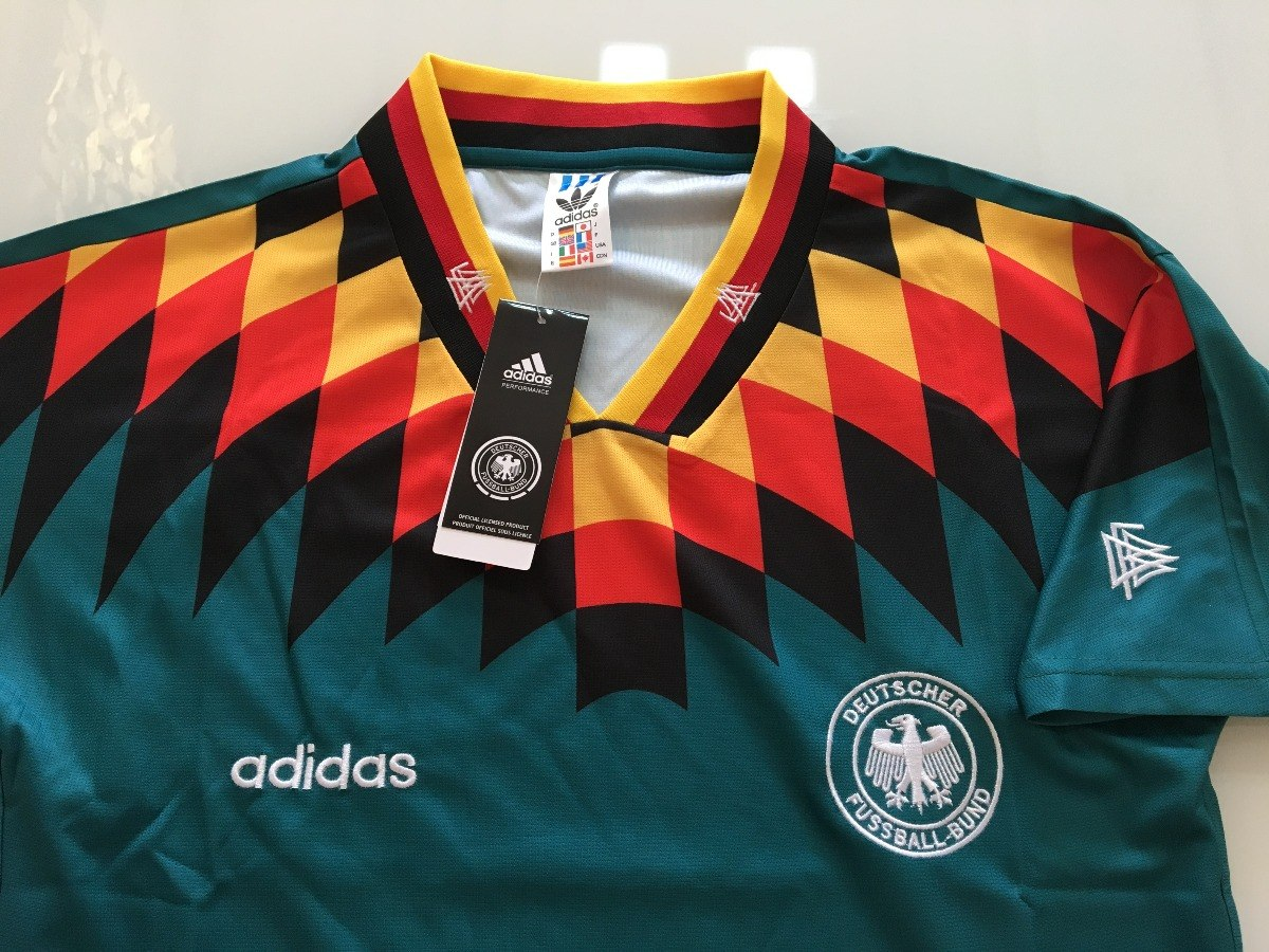 201d4a2c2 camisa alemanha - modelo copa do mundo 1994 - pronta entrega. Carregando  zoom.