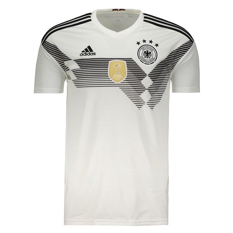 aa1446e31a Camisa Alemanha Oficial Copa 2018 Adulto Liquidação - R$ 119,99 em ...