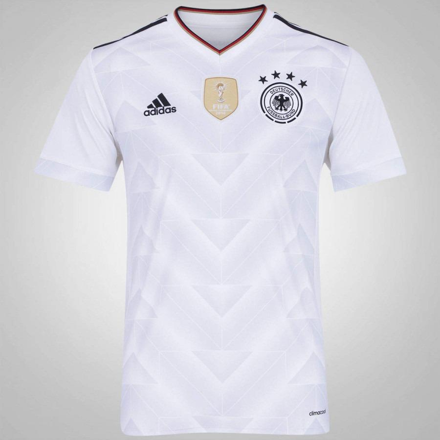 camisa alemanha oficial original adizero fifa. Carregando zoom. b338b5dbe1e39