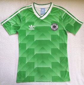 5586c36af3 Camisa Da Alemanha Verde Incrivel - Camisas de Futebol Seleção com Ofertas  Incríveis no Mercado Livre Brasil