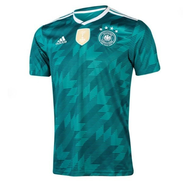 8d0ebdd44c Camisa Original Da Alemanha Seleção Copa Mundo Verde Branca - R  120 ...