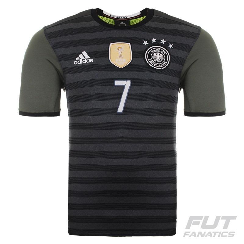51959f271baae Camisa Alemanha 2016   2017 Seleção Alemã Oficial Home Away - R  119 ...