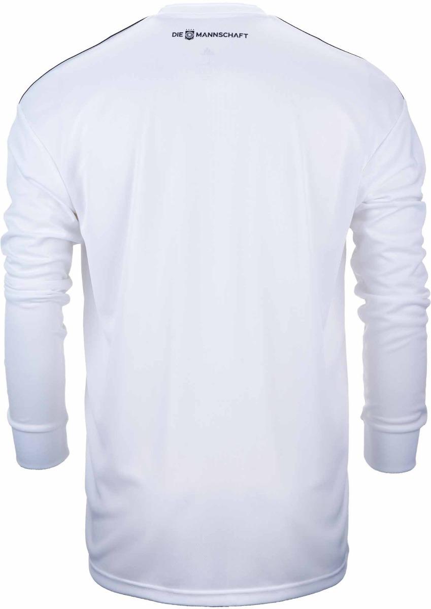 camisa alemanha - unif 1 mangas longas - 2018 - frete grátis. Carregando  zoom. 73b1151259cde