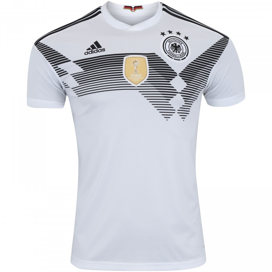 camisa alemanha uniforme 1 - 2018 original frete grátis. Carregando zoom. 8bca74e7c98ea