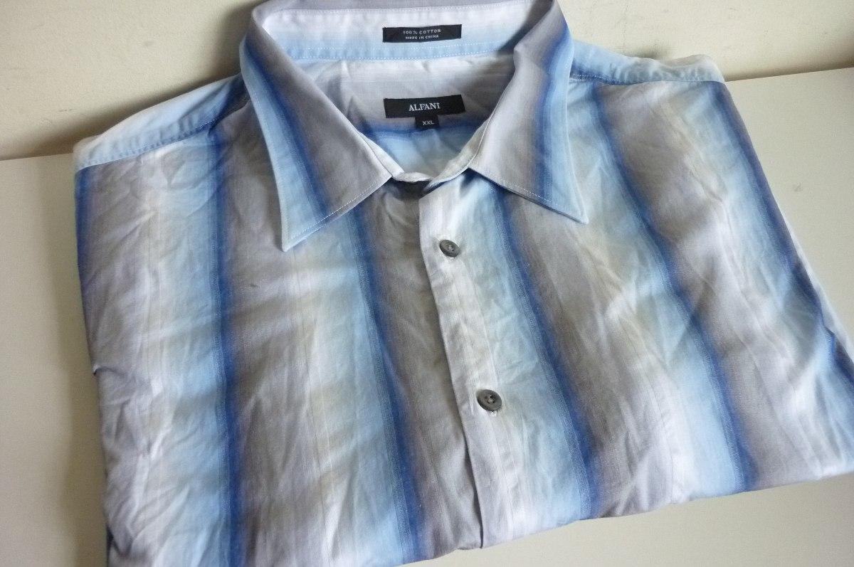 72e5d00253 Camisa Alfani Talla Xxl Hombre -   12.000 en Mercado Libre