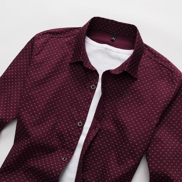 882810d2f1 Camisa Algodón Hombre Color Blanca Slim Casual -   16.990 en Mercado ...
