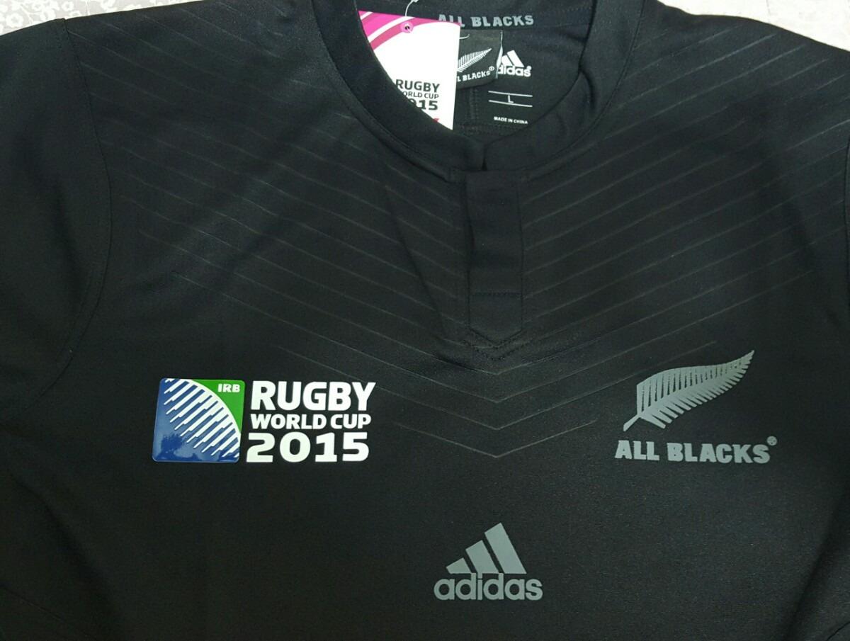 8d43e60850 camisa all blacks nova zelândia rugby world cup. Carregando zoom.