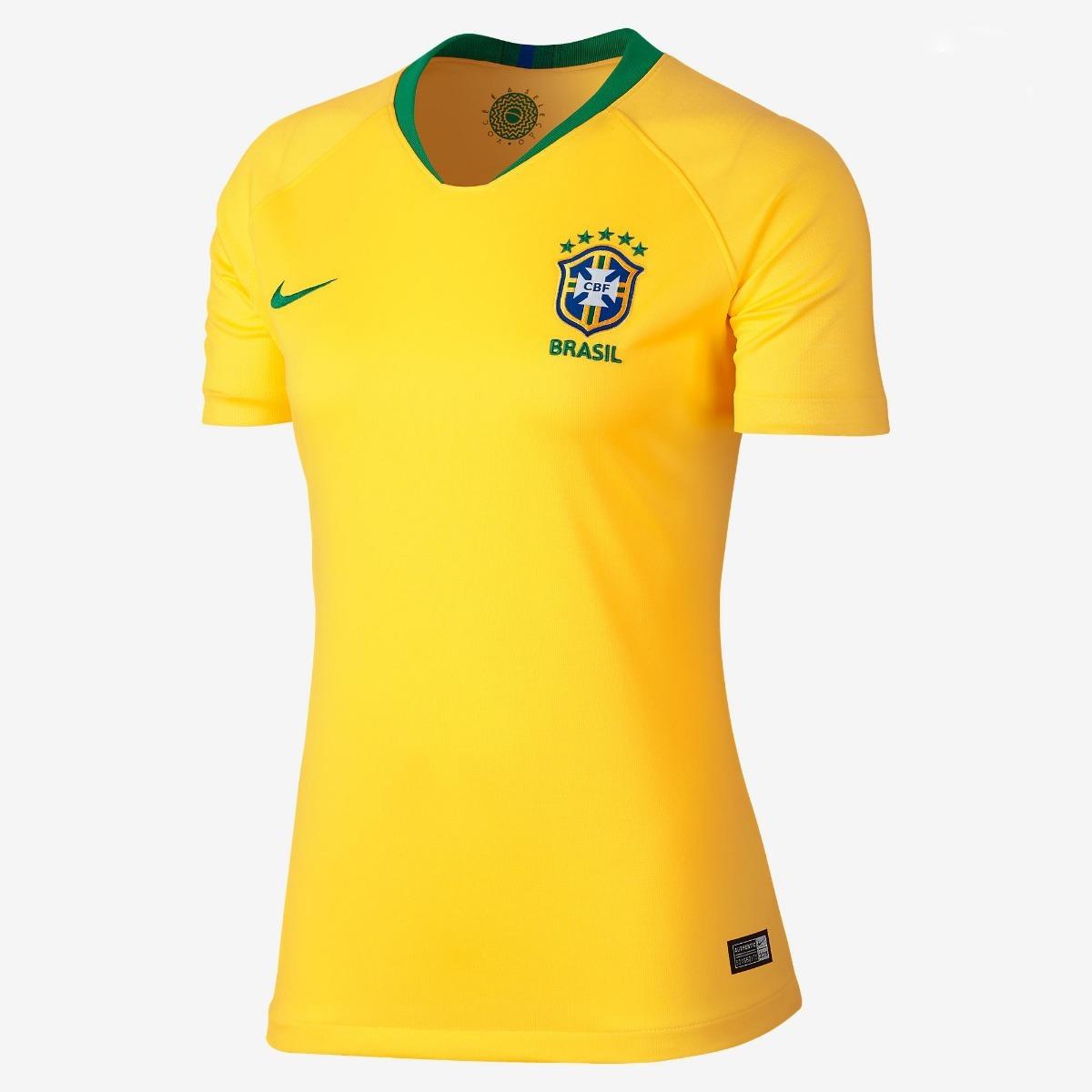 37d922951999e camisa amarela seleção brasileira feminina copa 2018. Carregando zoom.