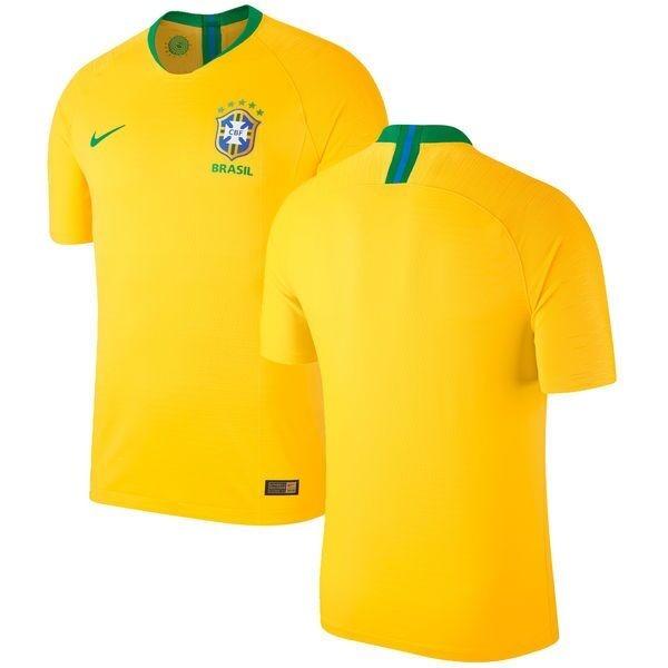1fe1da216e7a0 Camisa Amarela Seleção Brasileira Jogador Copa 2018 - R  189