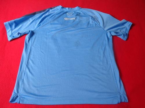 camisa america de entreno futbol liga mx celeste