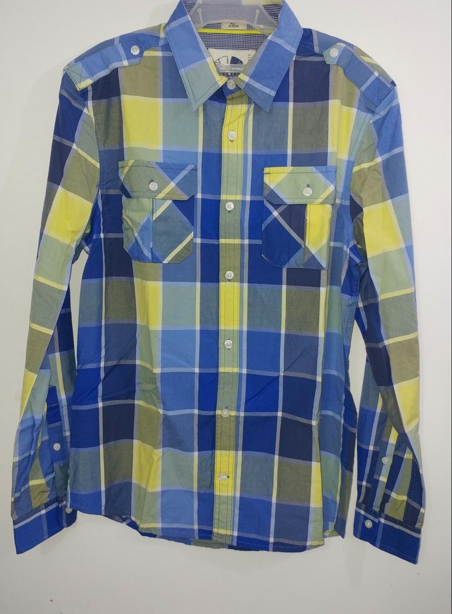 Camisa Americanino Original Para Hombre -   70.000 en Mercado Libre 9072e7a013e