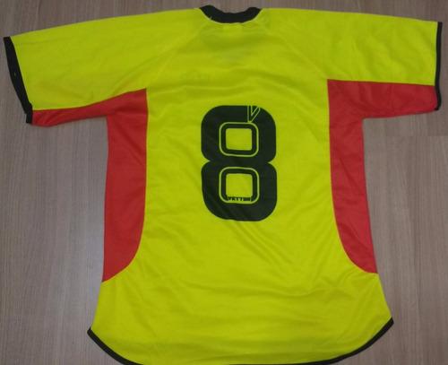 camisa antiga do catuense de alagoinhas-bahia autografada
