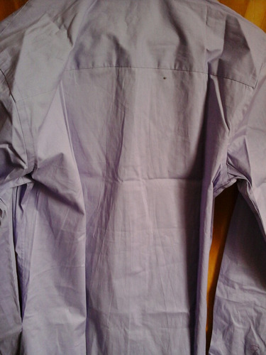 camisa apt.9  talla 14  32/33 usd 40 color lila