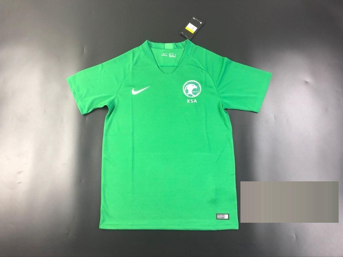 a1577d21a camisa arabia saudita copa mundo 2018 original frete gratis. Carregando zoom .