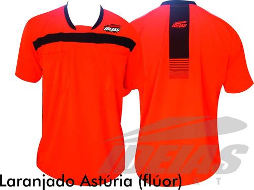 camisa arbitro de futebol juiz futebol arbitragem promoção!