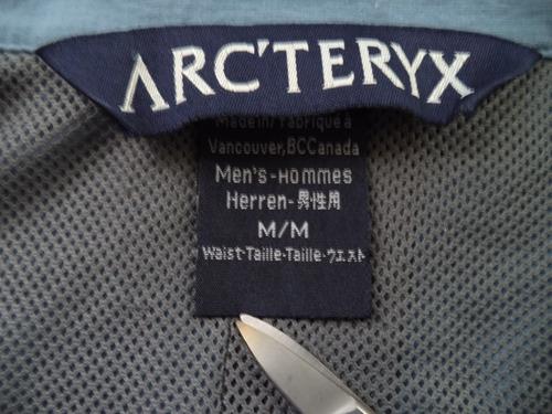 camisa arc'teryx hiking . columbia,magellan,reí,ems,north f.