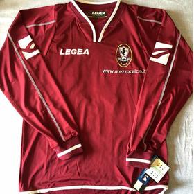 Camisa Arezzo 2005-06 Legea Di Donato #23 Mangas Longas