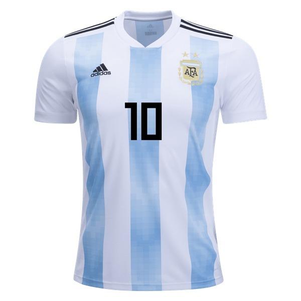 Camisa Argentina -  10 Messi - Modelo Jogador - Original - R  149 4d51ad816920a