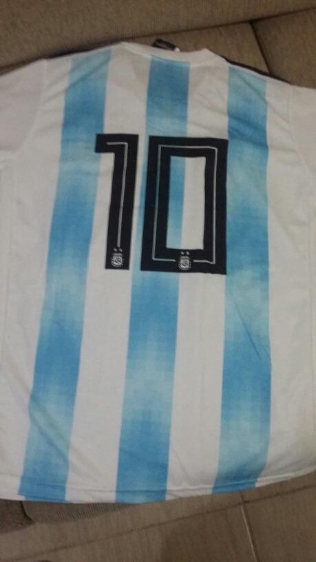 5cdb0af1c79e9 camisa argentina 2018. Carregando zoom.