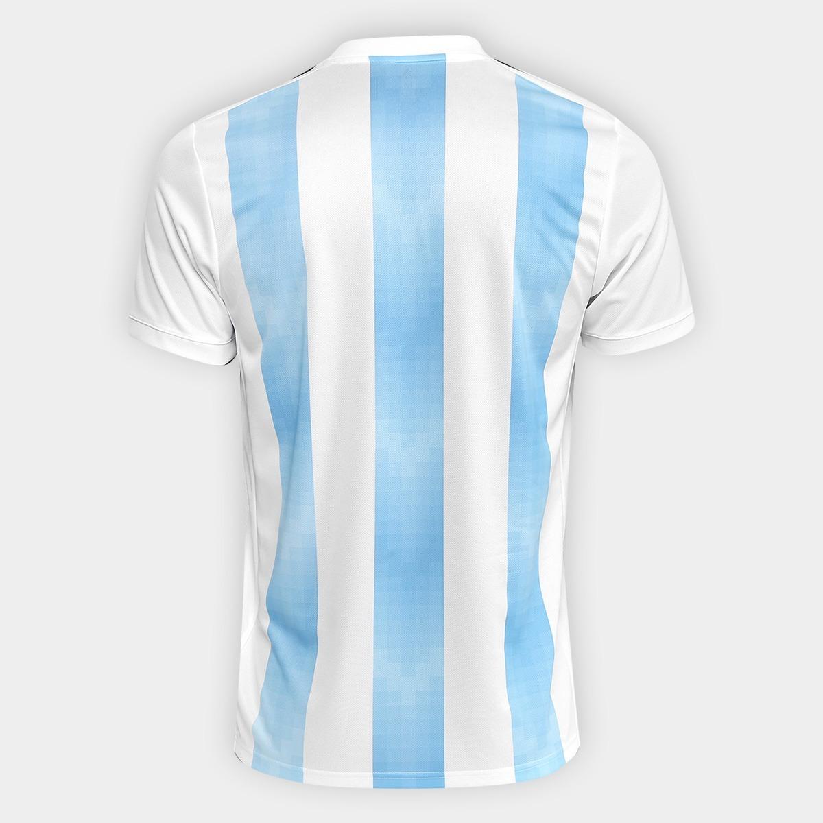 1eee3ac7c8 camisa argentina 2018 home listrada encomenda personalizável. Carregando  zoom.