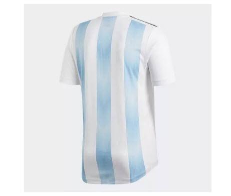 5c648d831dd Camisa Argentina 2018 Oficial adidas Preço Menor Ninguém Faz - R ...