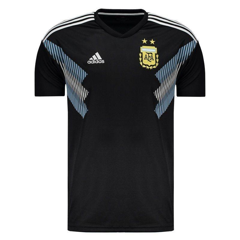 d91305c9ac Camisa Argentina - Away - 2018   2019 - Copa Da Russia 2018 - R  120 ...